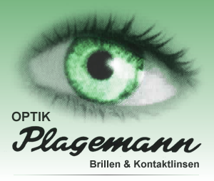 Logo of Optik Plagemann - Glasses & Contact Lenses